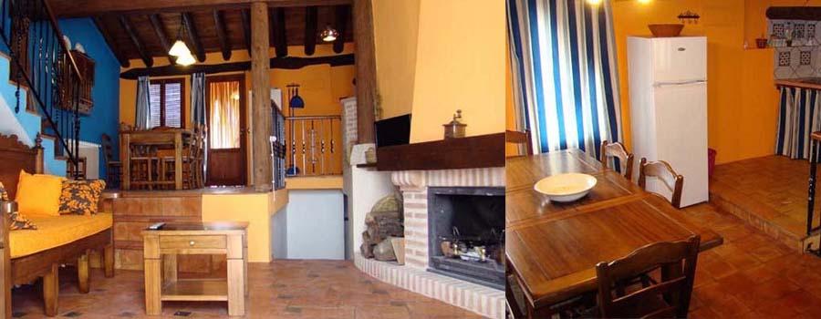 Casas rurales en alcala del jucar tu alojamiento en alcal del j car - Casa rural el castillo alcala del jucar ...
